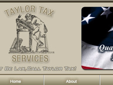 Taylor Tax Services Inc